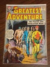 MY GREATEST ADVENTURE #31 VG (4.0) DC COMICS