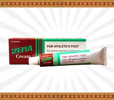 ZEMA CREAM 10 g  Thai treatment for athletes foot, candidiasis, tinea and fungal
