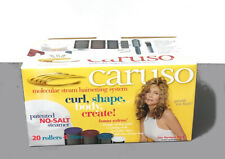 Caruso Molecular Steam Hairsetting System CI-900 New in Open Box 20 Rollers
