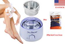 Salon Spa Hair Removal Hot Paraffin Wax Warmer Heater Pot Machine Hard Wax Bean