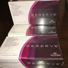 3 x Jeunesse Reserve Exp. 11/2018  Antioxidant w/ Resveratrol  ( 90pc.Gel ) New