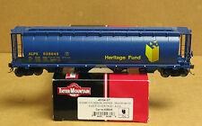 Intermountain 45104-39 HO Alberta Heritage 4-bay cylindrical hopper ALPX #628197