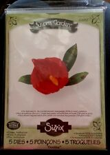 Sizzix Die Cutter 658852 ANTHURIUM FLOWER 5 dies Thinlits fits BIGkick Big Shot