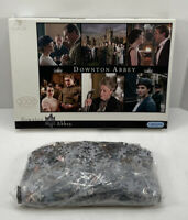 GIBSONS  DOWNTON ABBEY 1000 PIECE PUZZLE WITH PICTURES FROM THE TV PROGRAMME