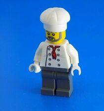 Lego Chef 2013 Tower Square City Minifigure (60026)