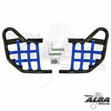 Yamaha YFZ 450 YFZ450   Nerf Bars   Alba Racing     Black Blue 199 T1 BL