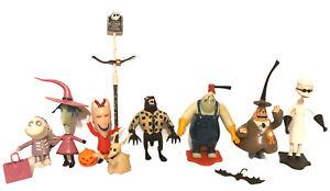 1993 Walt Disney Nightmare Before Christmas Action Figures & Accessories