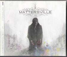 MATTERSVILLE Welcome To Our Downfall CD album 2011 digipak perth oz aussie