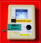 ESR Meter Digital led Transistor Tester Diode Triode Capacitance Mos battery