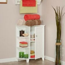Bathroom Storage and Organization Small Cabinet for Bathroom Floor Cabinet White