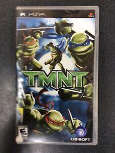 TMNT (Sony PSP, 2007)
