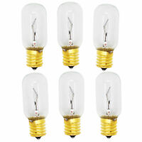 6x Light Bulb for LG LMV1683ST Microwave