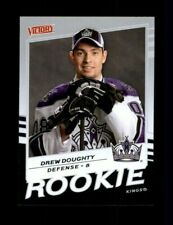 2008-09 Upper Deck Victory #325 Drew Doughty RC Rookie (R1437)