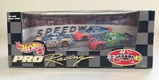 "HOT WHEELS 1998 SPECIAL EDITIION NASCAR PRO RACING SET  ""PETTY GENERATION""  c"