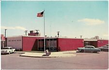 Municipal Building in Clovis NM Postcard