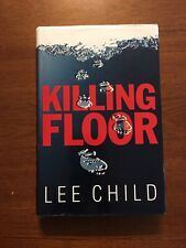 Killing Floor By Lee Child 1st UK Edition First UK Printing 1997