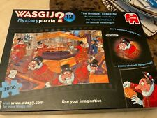 Wasgij mystery number 12 the unusual suspects 1000 pieces puzzle