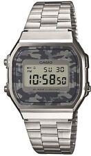 Casio reloj a168wec-1ef retro reloj digital señores Gents watch camuflaje