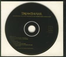 DREAM THEATER International Fan Clubs Christmas 2000 RARE PROMO CD IN WHITE DIGI