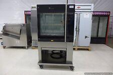Fri-Jado Tdr7-P Electric Rotisserie Chicken Meat Oven Baking Hobart Pass Thru