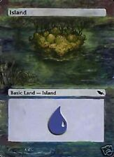 Ile altérée - Altered Island - Shadowmoor - Cardkitty- Magic mtg