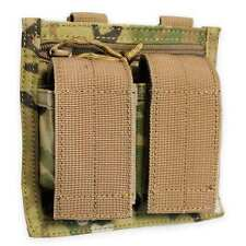 Bulldog MOLLE Military Tactical Mil-Spec Double 40mm UGL Grenade Pouch MTP NEW