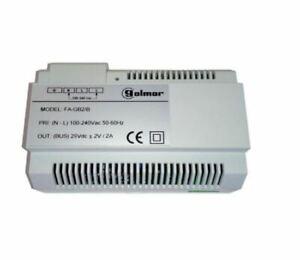 ALPHA COMMUNICATION GOLMAR VESTA2 GB2 COLOR MONITOR