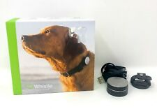 Whistle Activity Monitor Dog Dogs Tracker iPod iPhone Android Complete in Box
