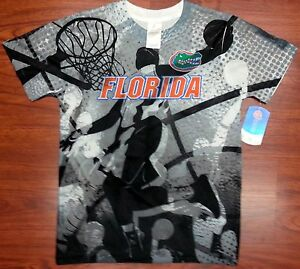 NCAA FLORIDA GATORS JERSEY Youth/Boy's Poly Mesh T-Shirt NWT 100% Authentic