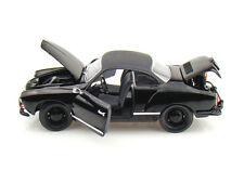 1966 Volkswagen Karmann Ghia BLACK BANDIT 1:18 GreenLight 12833