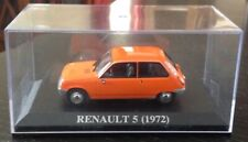Renault 5 1972 - Altaya - 1/43