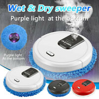 Three In One Intelligent Sweeping Robot Vacuum Cleaner Rechargeable Dry And Wet