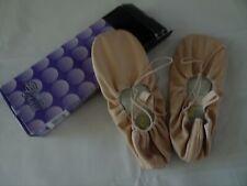 Ballet Split Sole Women's Pink Leather Sz 11 by Dance Class Shoes NEW Unworn