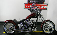 2000 Custom Built Motorcycles Chopper