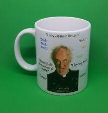 Father Jack Hackett new mug tribute -bastard Father Ted rude funny irish comedy