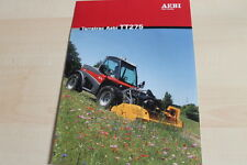 140410) Aebi Terratrac TT 275 Prospekt 04/2011