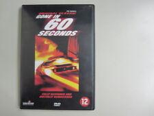 GONE IN 60 SECONDS (H.B.Halicki)  -  DVD