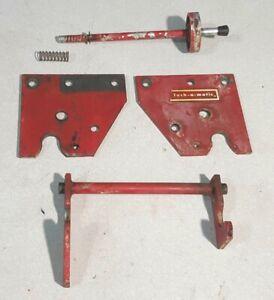 Wheel Horse mid attach bracket