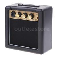 TS PG-3 3W Electric Guitar Amp Amplifier Speaker Volume Tone Control SM