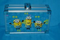 Minions Vaultz Metal Storage Case Box