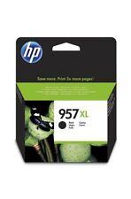 HP 957XL Schwarz Original Druckerpatrone mit hoher Reichweite für HP Officejet P