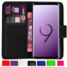 Case Cover For Samsung Galaxy Note 8 9 Magnetic Flip Leather Wallet phone book