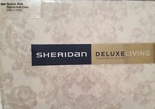 Sheridan LONGSTONE QS Tailored Quilt Cover Set