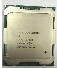 Intel Xeon QK3G  E5-2630v4 ES M0 10C  2.2GHz for X99 cpu