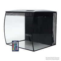 kleines 5 3l aquarium f r kinder mit periskop mini von national geographics ebay. Black Bedroom Furniture Sets. Home Design Ideas