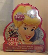 Artistic Studios Disney Princess Art Set - New