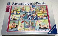 New Ravensburger 1000 Piece Puzzle Bathing Beauties