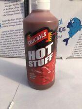 Crucials Sauce Hot Stuff Buy 2 Get 1 500ml Bottle BBQ Burger Great Taste