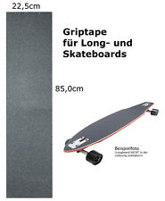 """Griptape Longboard Skateboard 9"""" Länge 85cm Board Deck Scooter anti Rutsch N9"""