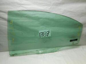 01 02 03 Oldsmobile Aurora  REAR DRIVER Side Door Glass USED 1787V